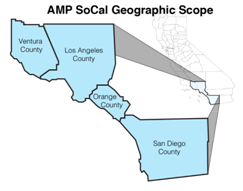 AMP SoCal Geography