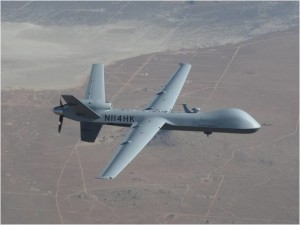 GA UAV