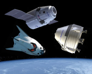commercial spacecraft